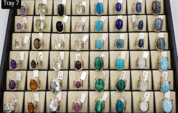 CLASSIC RINGS – TRAY 7